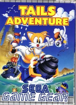 Tails Adventures -  EU -  Front