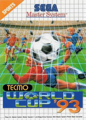 Tecmo World Cup 93 -  EU