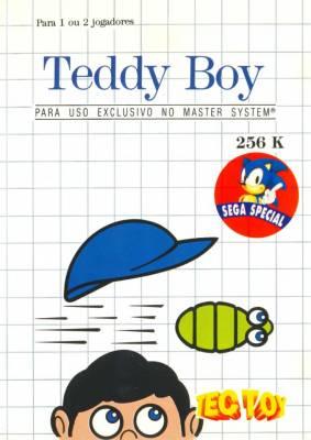 Teddy Boy -  BR
