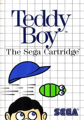 Teddy Boy -  EU -  Cartridge -  R