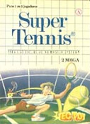 Tennis Ace -  BR -  Super Tennis -  Front