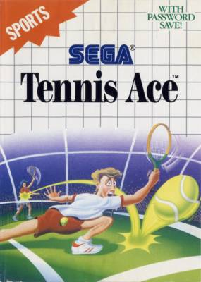Tennis Ace -  EU -  R -  Title Screen