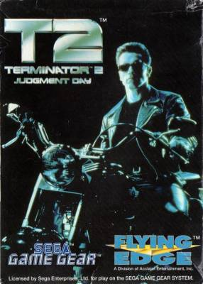 Terminator 2 Judgment Day -  EU -  Front