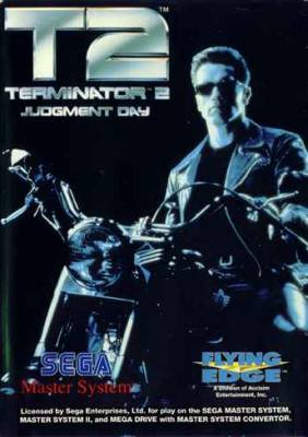 Terminator 2 Judgment Day -  EU