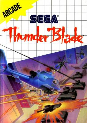 Thunder Blade -  EU -  No Limits