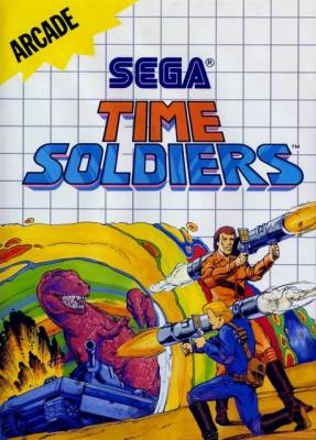 Time Soldiers -  EU -  R