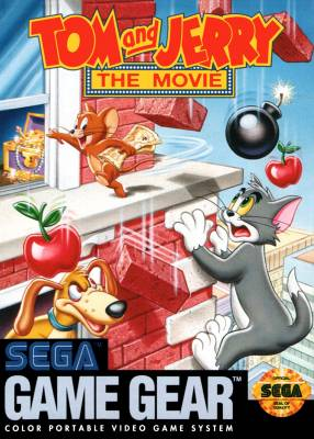 Tom and Jerry the Movie -  US -  Front