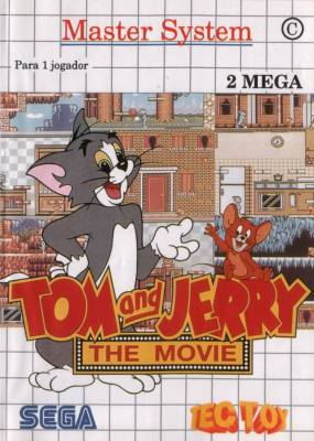 Tom and Jerry the Movie -  BR