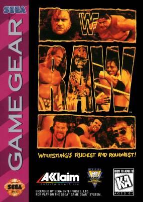 WWF Raw -  US -  Front