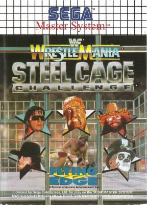 WWF Wrestle Mania Steel Cage Challenge -  EU