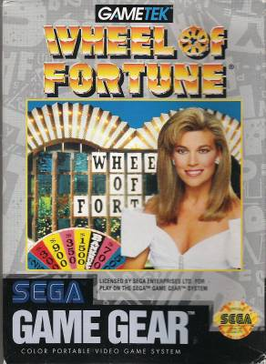 Wheel of Fortune -  US -  Front
