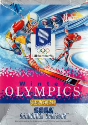 Winter Olympics -  EU -  Front