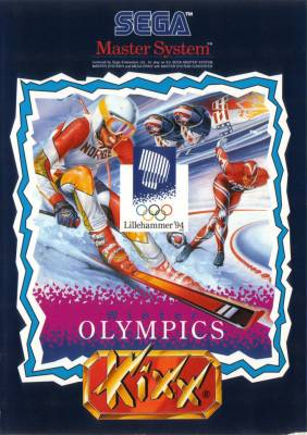 Winter Olympics -  EU -  Kixx