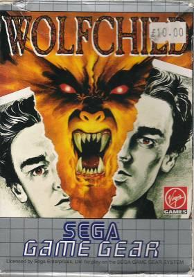 Wolfchild -  EU -  Front