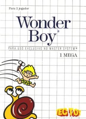 Wonder Boy -  BR