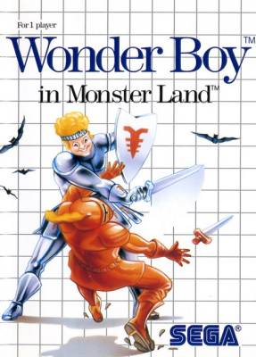 Wonder Boy in Monster Land -  EU -  R
