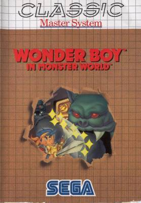 Wonder Boy in Monster World -  EU -  Classic