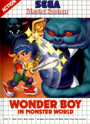 Wonder Boy in Monster World -  EU