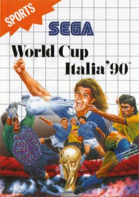 World Cup Italia 90 -  EU - 8 Langs