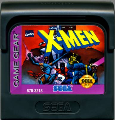 X Men -  US -  Cartridge