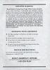 Epilepsy Warning and Handling Instructions