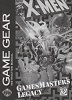 X Men Games Masters Legacy -  US -  Manual