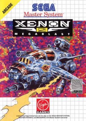 Xenon 2 -  EU -  Virgin