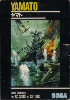 Yamato -  JP -  Front