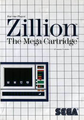 Zillion -  EU -  R