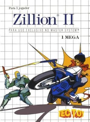 Zillion II -  BR
