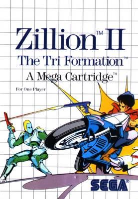 Zillion II -  EU -  R